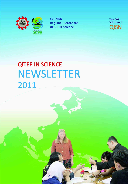 Newsletter Vol 2 No 2 2011