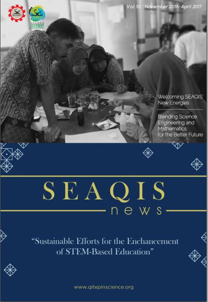 SEAQIS Newsletter Vol 10