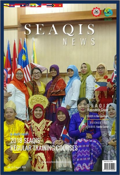 SEAQIS Newsletter Vol. 13