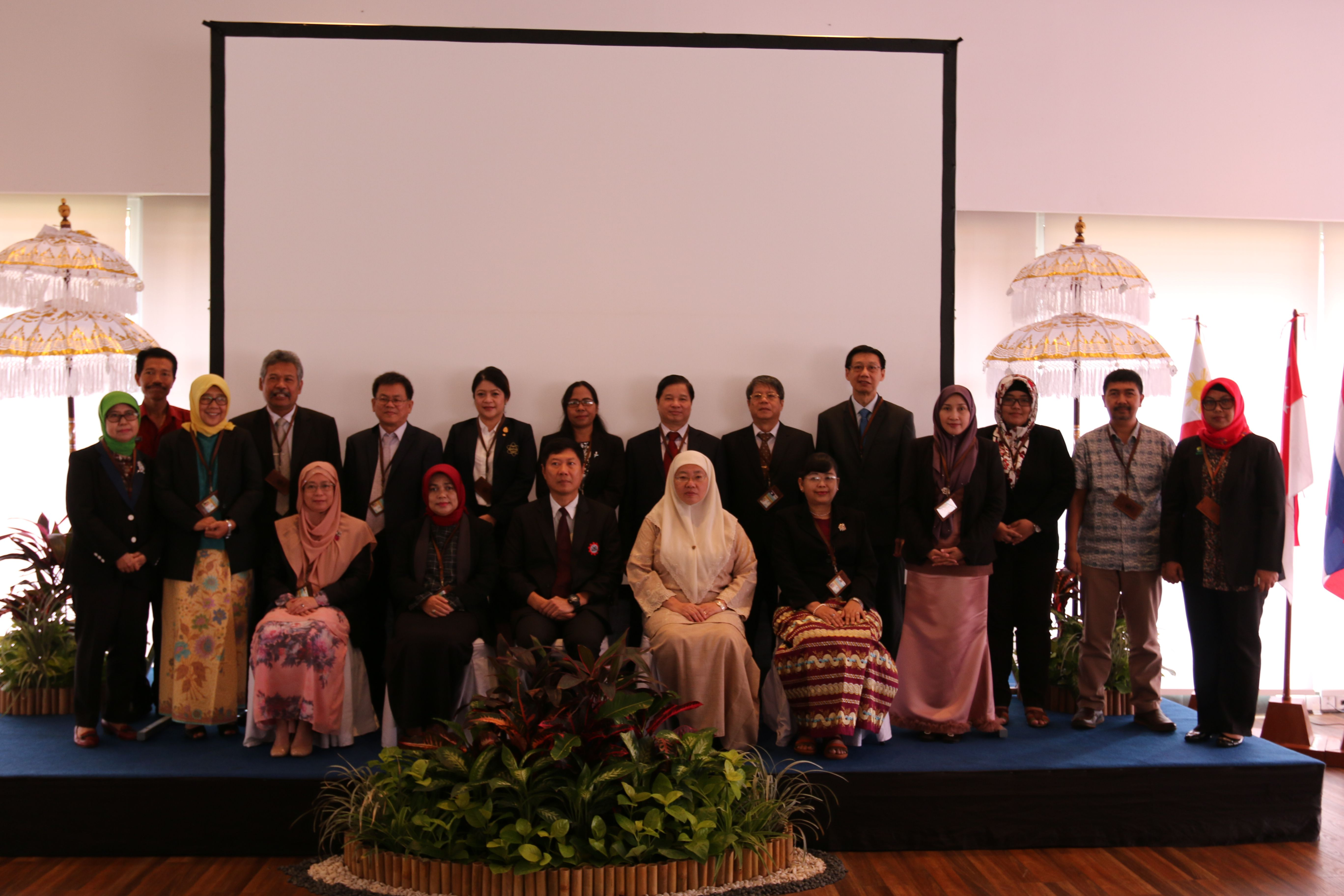 The 9th SEAQIS Governing Board Meeting