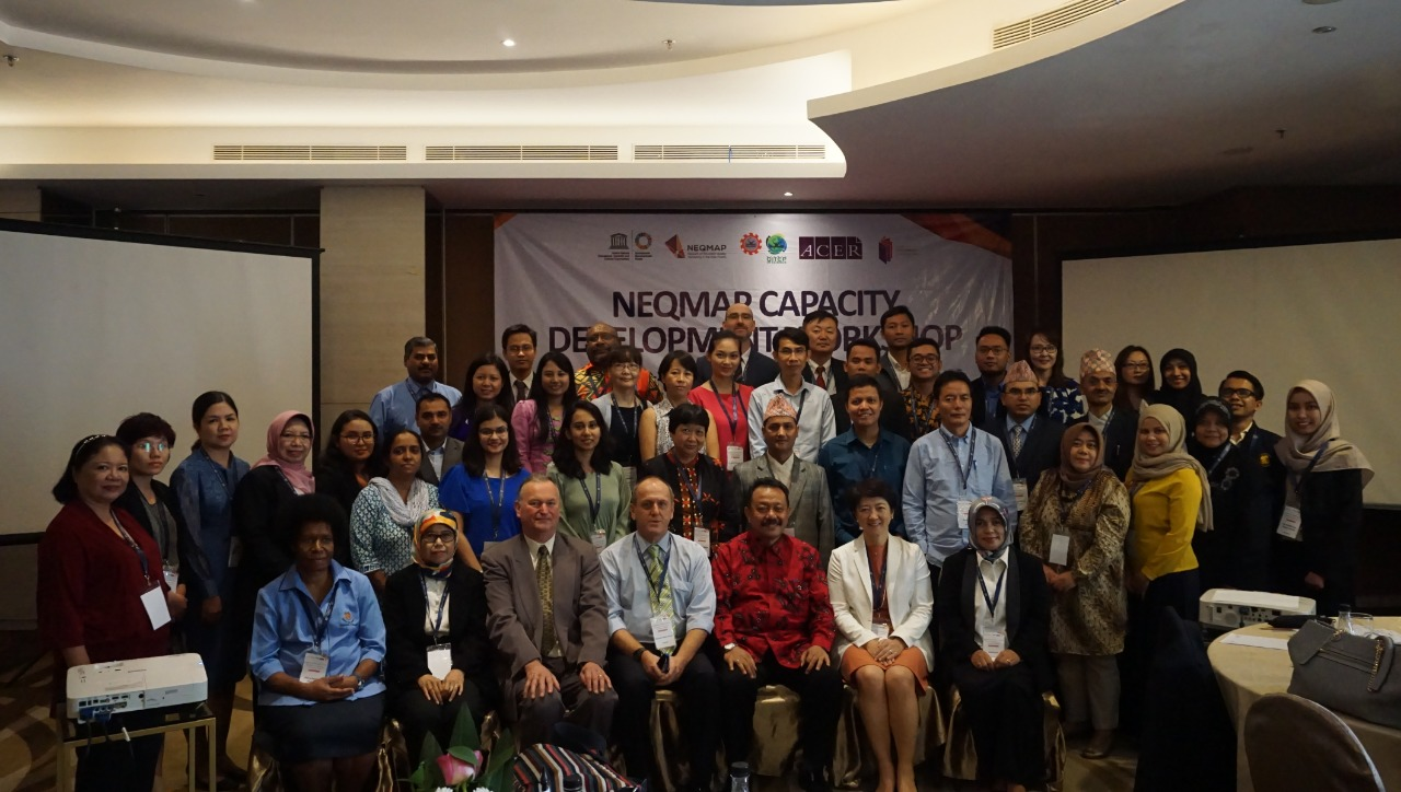 NEQMAP Workshop: Assessment for Learning in Asia-Pacific