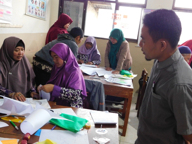 Professional and Pedagogic Competency Enhancement Training for Elementary Teachers in Mathematics Subject Content – Cooperation Programme between SEAMEO QITEP in Science and Indonesia Overseas Alumni