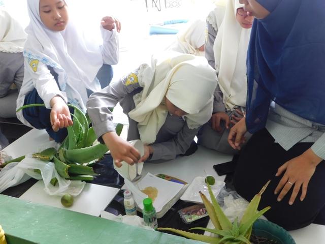 SEAQIS Research Grant Monitoring to Jombang Regency
