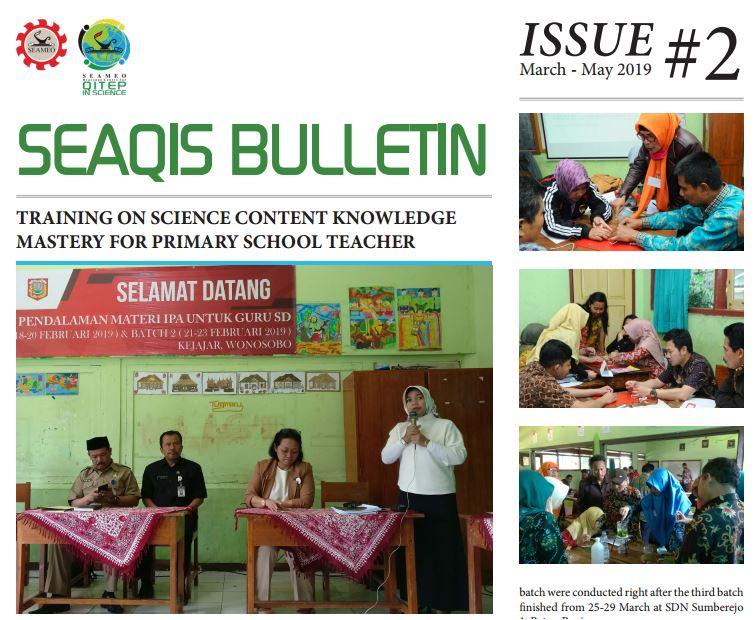 Bulletin #2
