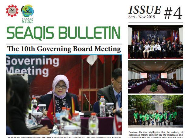 Bulletin Vol 4