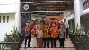 MoU signing with the Education Office of Depok City