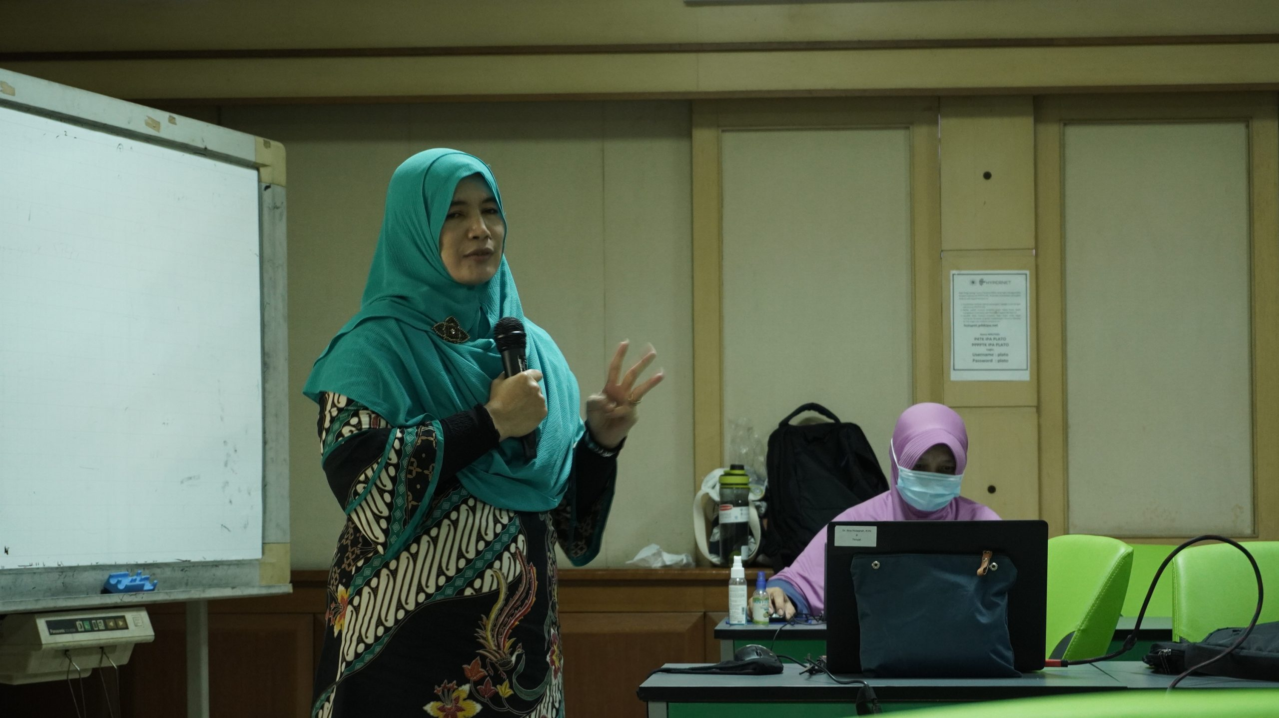 In-House Training on Training Evaluation Model