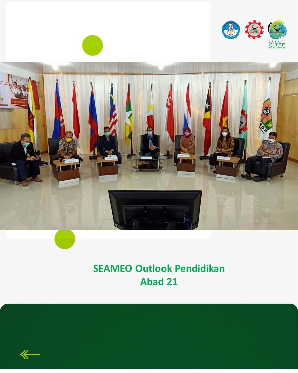 SEAMEO Outlook: The 21st-Century Education
