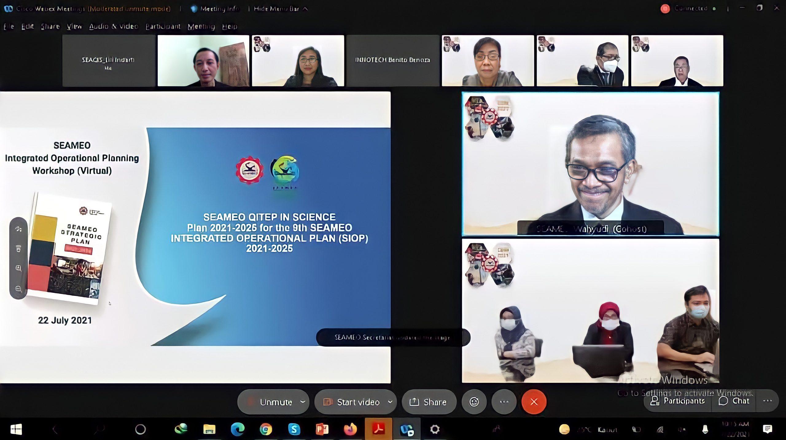 SEAMEO Center Directors Meeting (CDM)